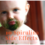要注意?!スピルリナの10の副作用と防止策
