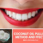 簡単!ココナッツオイルプリングのやり方と圧倒的な効果