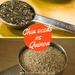 チアシードとキヌアを比較!栄養・効果・レシピ・色・どっちがいい?